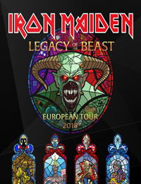 Live Report : Iron Maiden