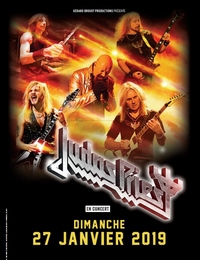 Live Report : Judas Priest à Paris (27/01/2019)
