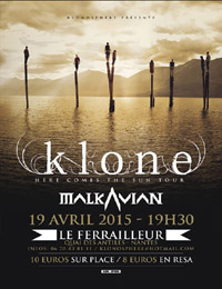 Live Report : Klone + Malkavian