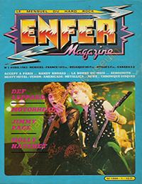 Dossier : La Presse Metal française années 80/90