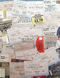 Dossier : L'augmentation des prix des places de concert