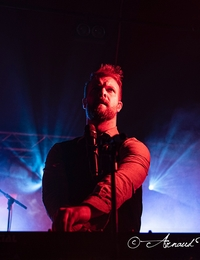 Live Report : Leprous (+ The Ocean)