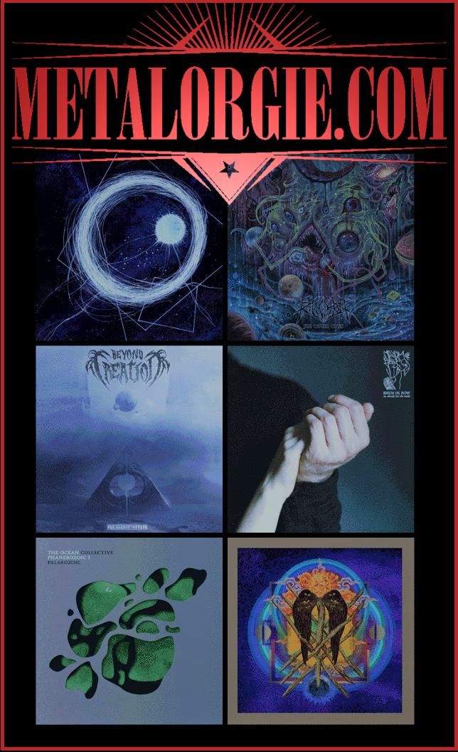 Dossier : Les meilleurs albums metal de 2018 par les lecteurs + le bilan de l'année