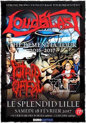 Live Report : Loudblast