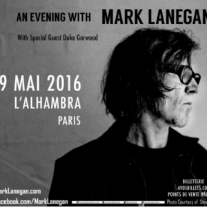 Live Report : Mark Lanegan
