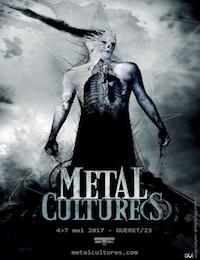 Live Report : Metal Culture(s) 2017