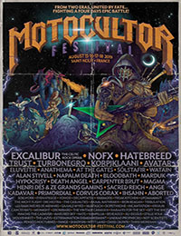 Live Report : Motocultor 2019