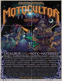 Live Report : Motocultor 2019