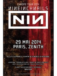 Live Report : Nine Inch Nails / Cold Cave