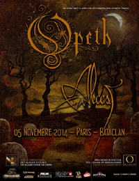 Live Report : Opeth + Alcest