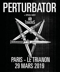 Live Report : Perturbator + Dan Terminus