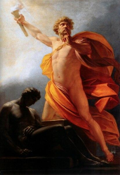 Dossier : Prometheus : Quand Emperor a volé le feu sacré