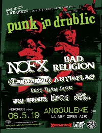 Live Report : Punk In Drublic 2019