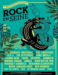 Dossier : Rock en Seine 2015 : live stream et replay