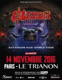 Live Report : Saxon + Last In Line + Girlschool