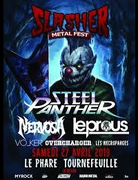 Live Report : Slasher Metal Fest