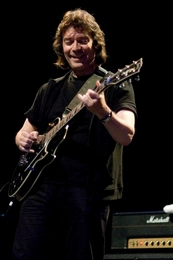 Interview : Steve Hackett (Genesis)