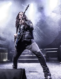 Interview : Thomas Youngblood (Kamelot)