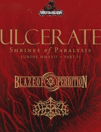Live Report : Ulcerate, Blaze Of Perdition, Outre