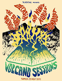 Live Report : Volcano Sessions #1