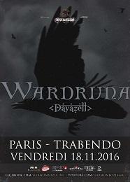Live Report : Wardruna + Dayazell