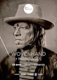 Live Report : Wovenhand + Marriages