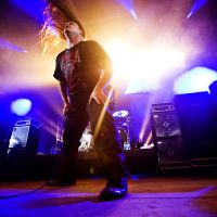 Miniature photo live (Cannibal Corpse)