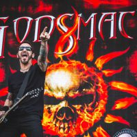 Miniature photo live (Godsmack)