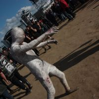 Miniature photo live (Hellfest)