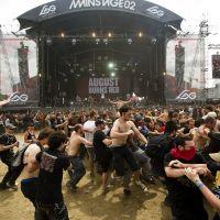 Hellfest 2012 (dimanche) : les photos