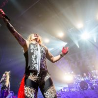 Miniature photo live (Steel Panther)