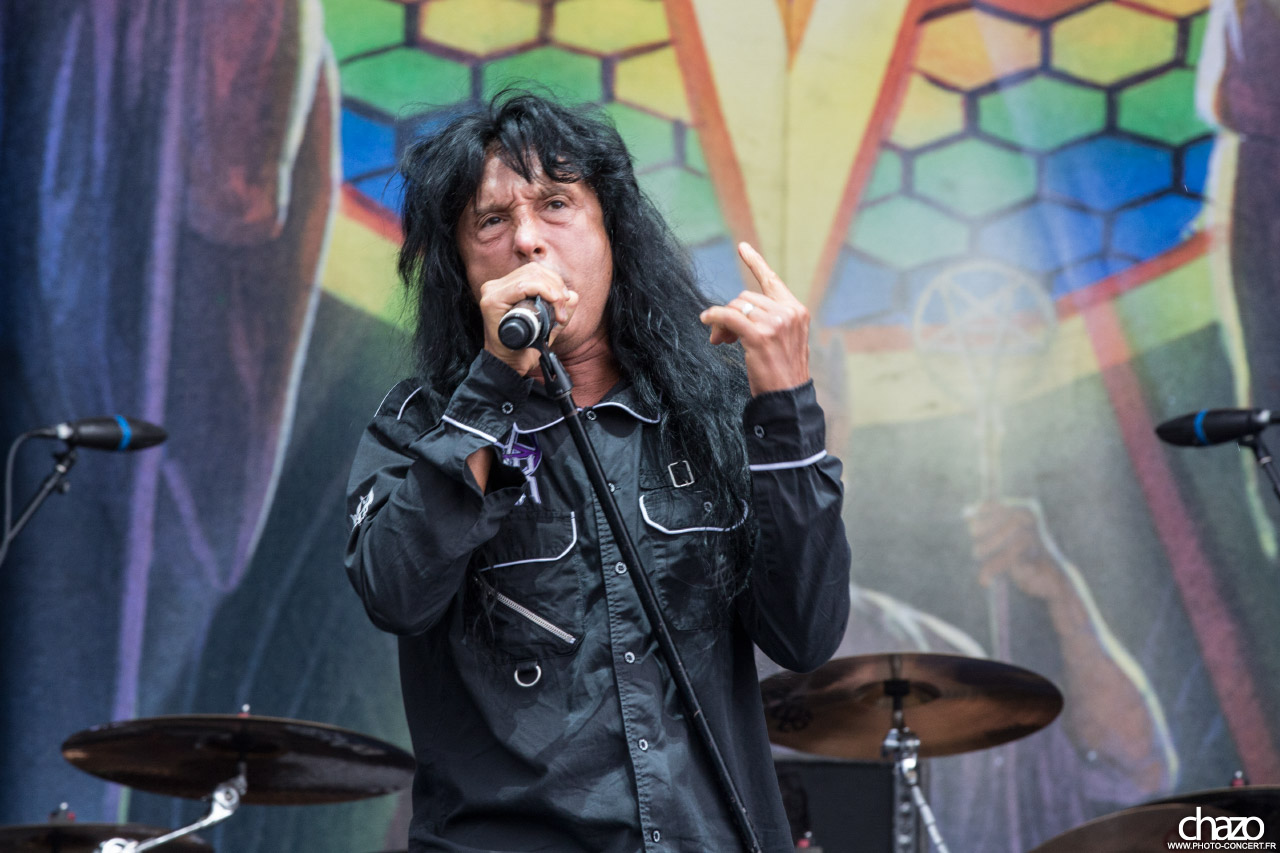 Anthrax (Hellfest 2016 : Vendredi)