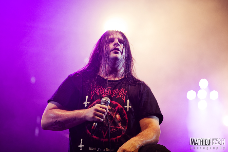 Cannibal Corpse (Hellfest 2012 : Vendredi)