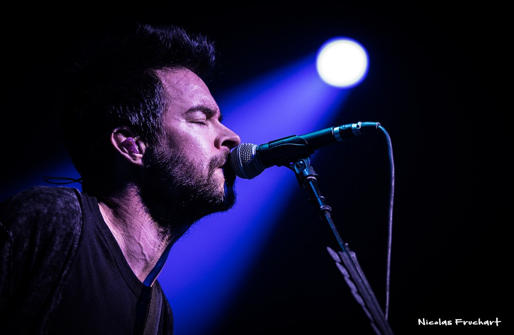 Chevelle (Chevelle + Disturbed + Avenged Sevenfold : AccorHotels Arena (Bercy) - 02/03/2017)