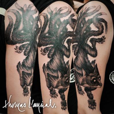 dossier : tatouage et musique